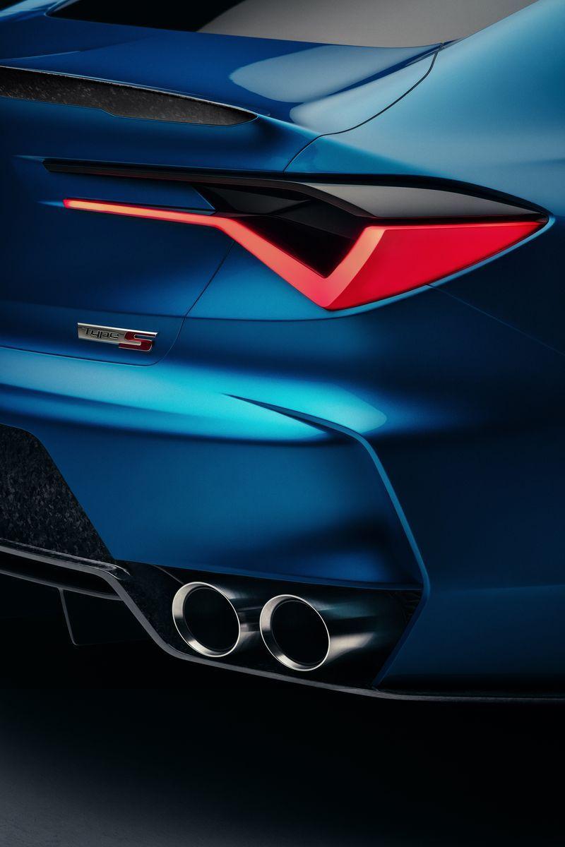 Acura Type S AutoRok 2019
