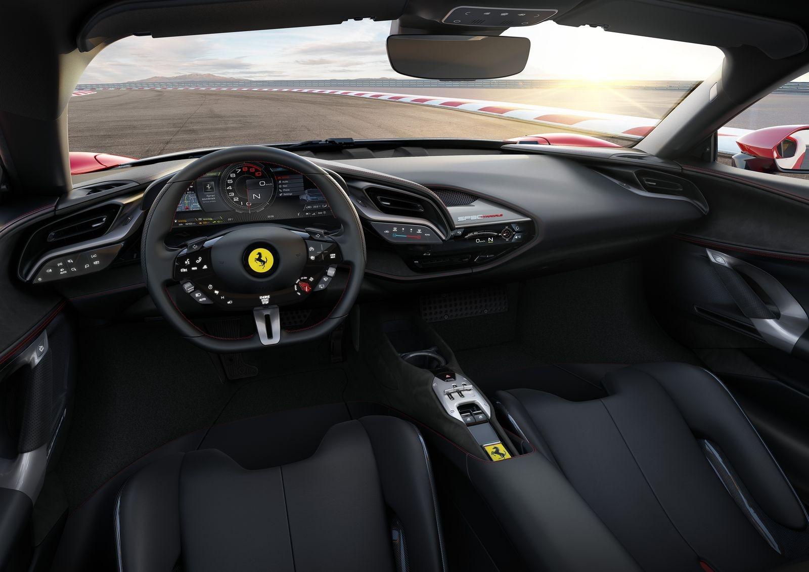 Ferrari SF90 2019 AutoRok