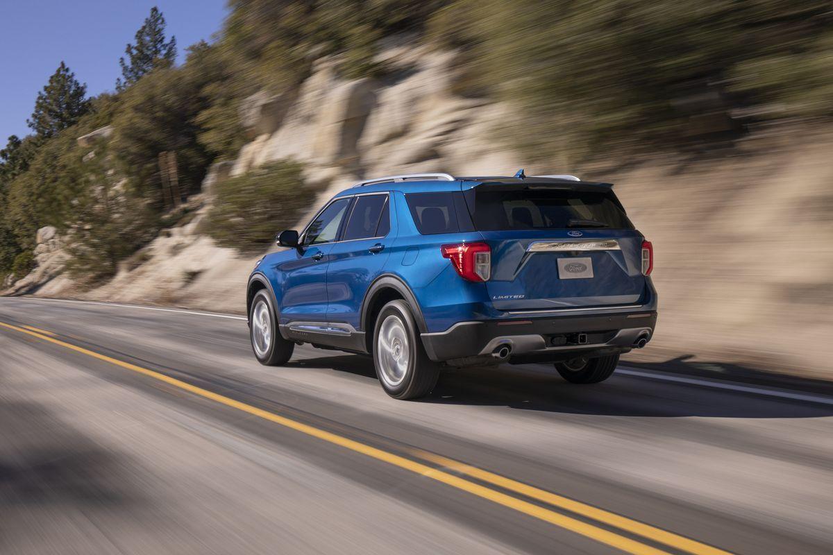 Ford Explorer 2019 AutoRok