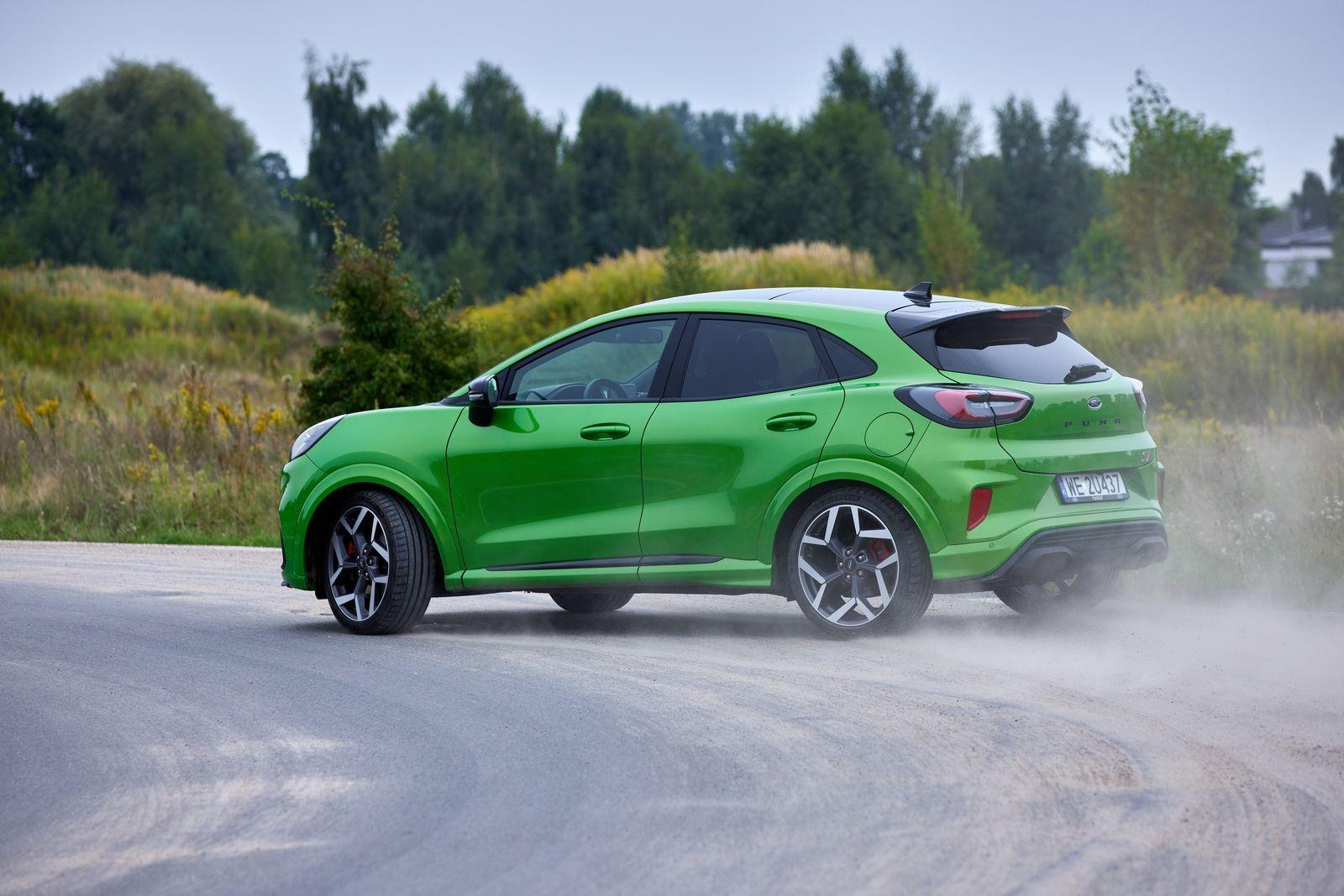 Ford Puma test 2021 AutoRok
