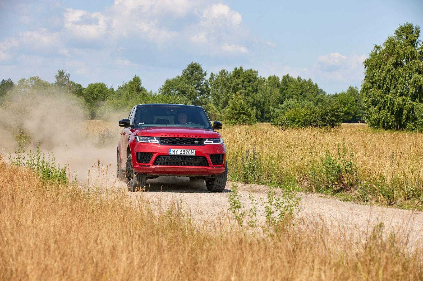 Land Rover Range Rover Sport P525 HSE