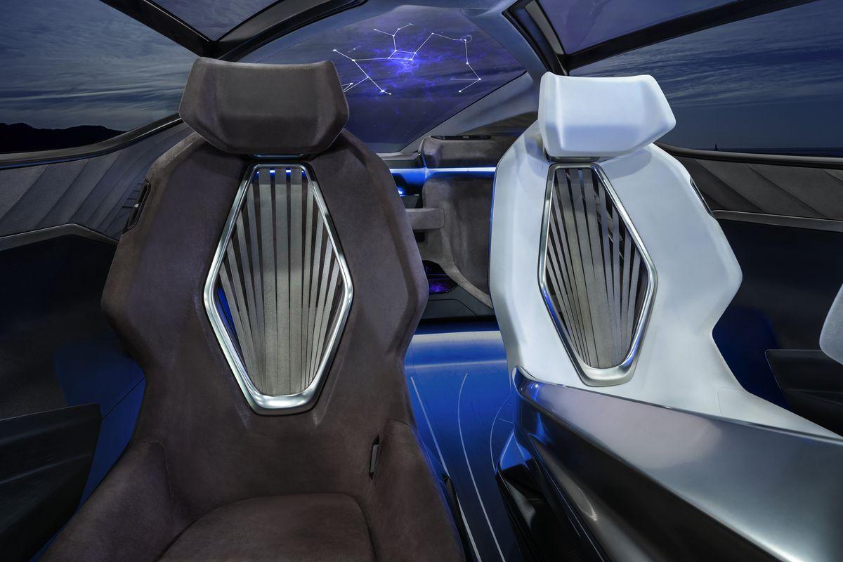 Lexus LF-30 Electrification Concept