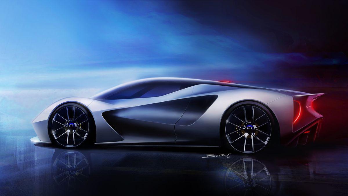 Lotus Evija 2019 AutoRok