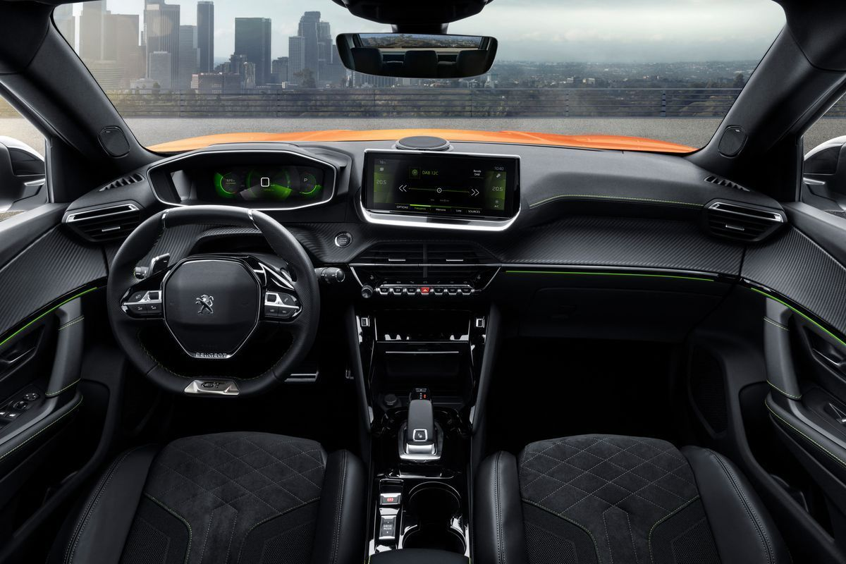 Peugeot 2008 2019 AutoRok