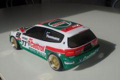 Tamiya Castrol Honda Civic