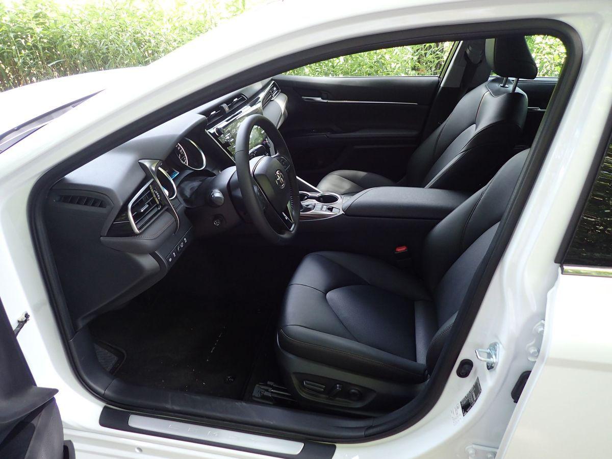 Toyota Camry 2019 AutoRok Test