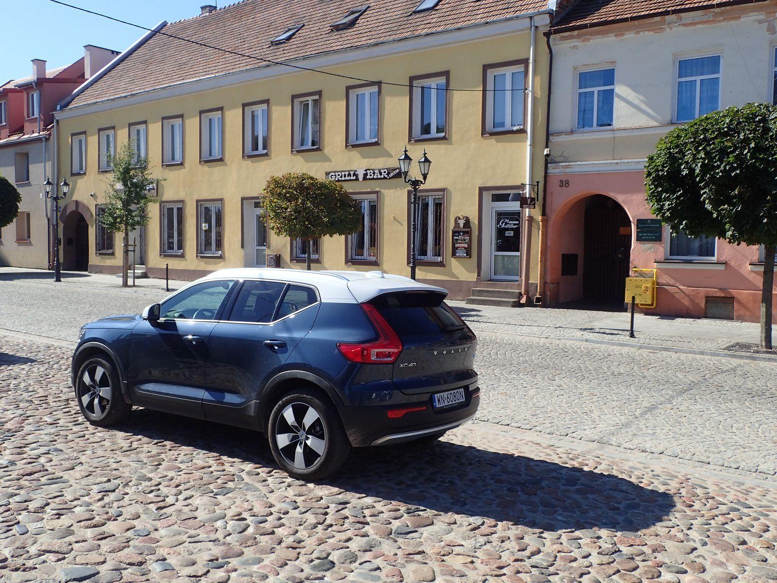 Volvo XC40 T3 2021 AutoRok