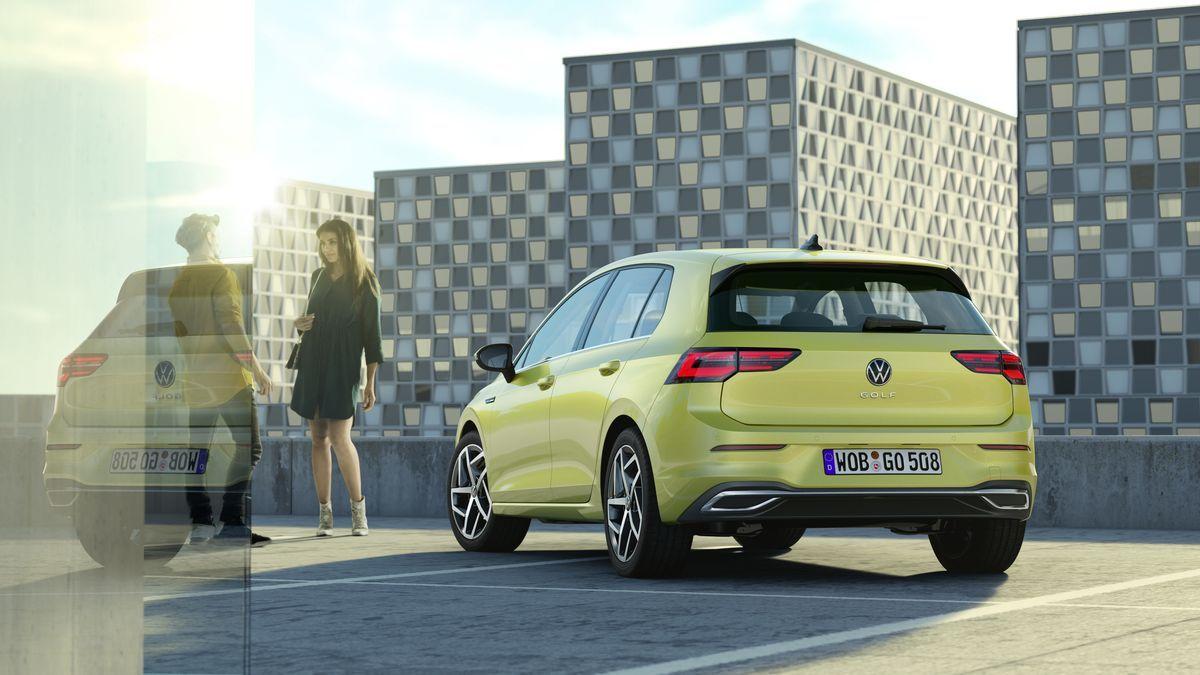 Volkswagen Golf AutoRok