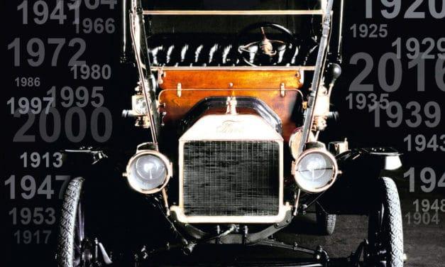 AutoRok 1900-2000: Zbudujmy Historię