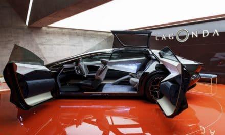 Aston Martin Lagonda Vision – Zero emisji