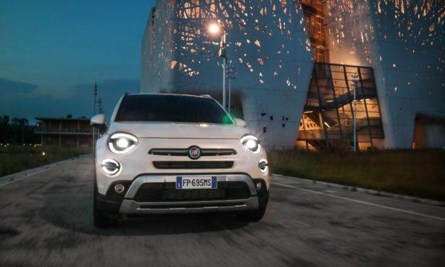 Fiat 500X – Crossover na fali