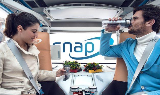 Rinspeed Snap – Mobilne pomieszczenia