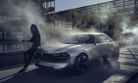 Peugeot e-Legend – Reinkarnacja legendy